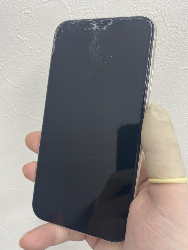 画面が映らないiPhone11