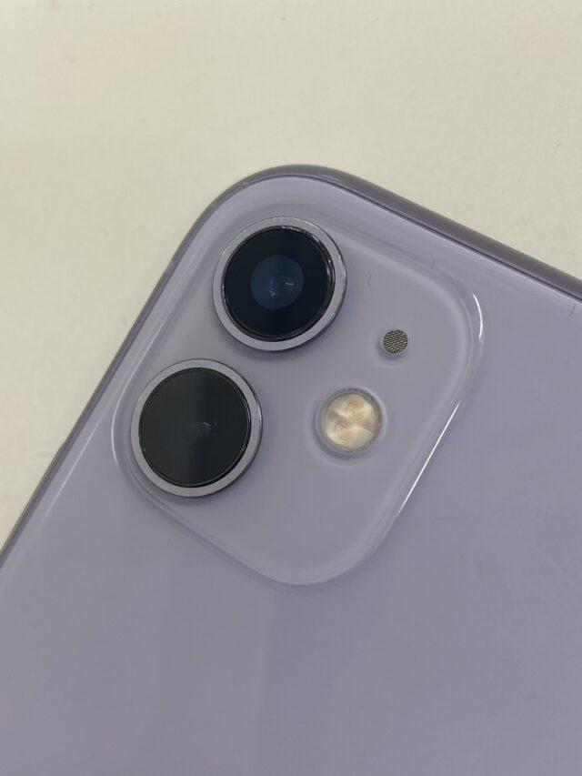 iPhone11カメラガラス修理後