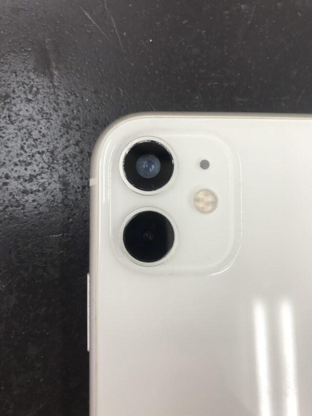 iPhone11 カメラ交換