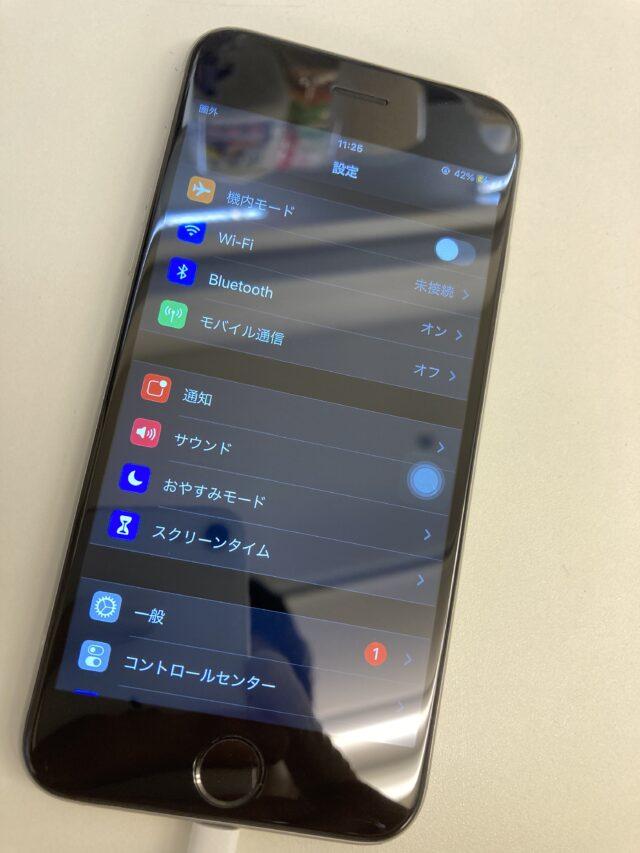 iPhone6s画面交換修理